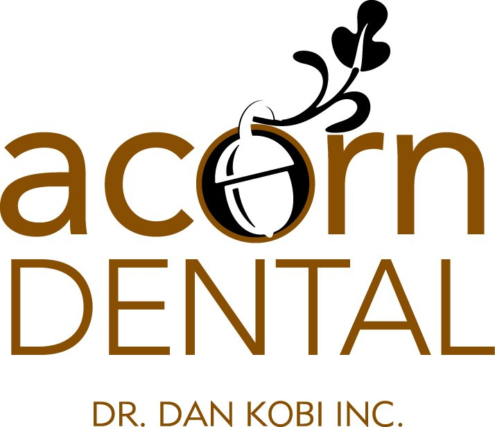 Acorn Dental Mobile Retina Logo